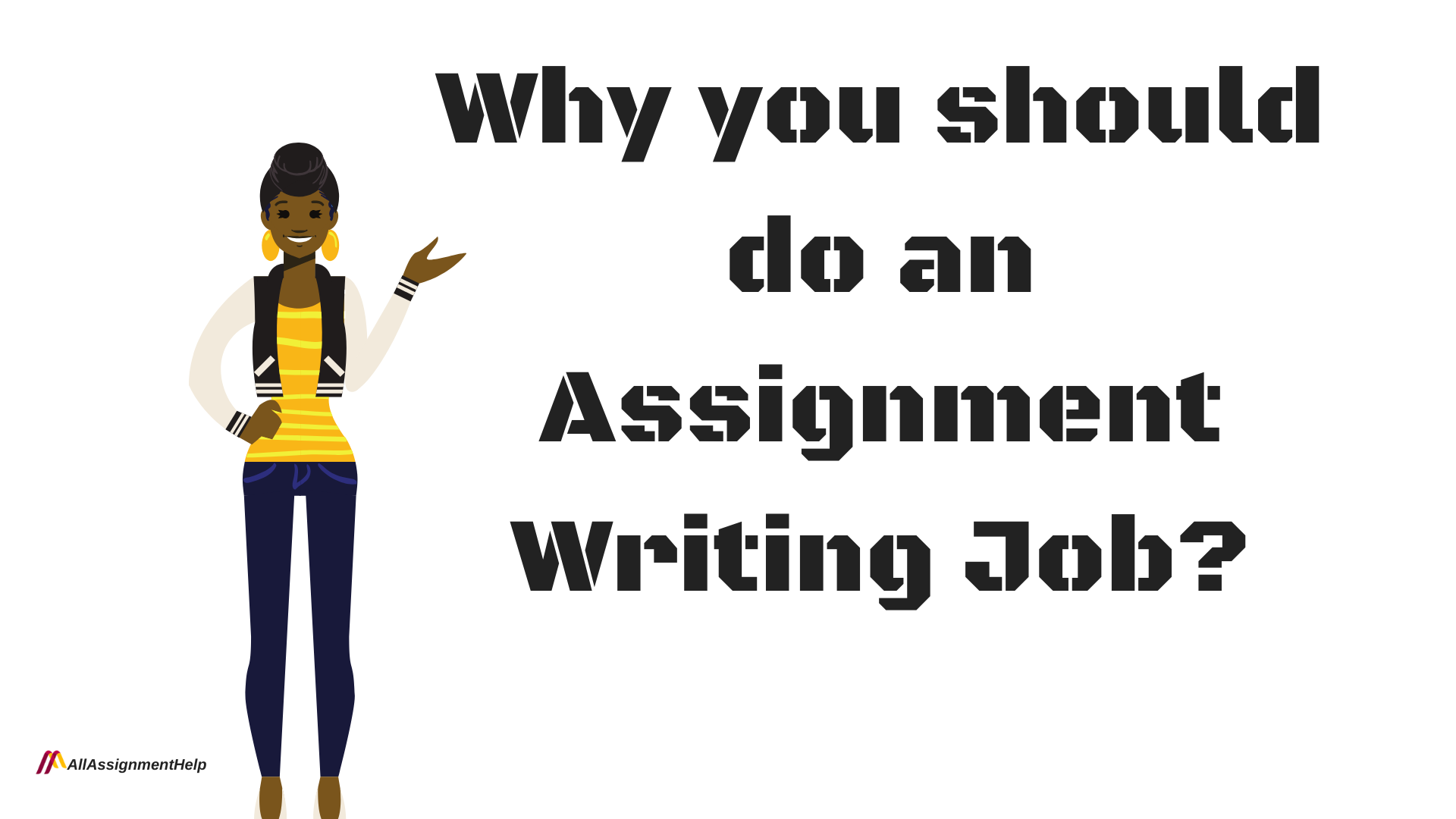 why-assignment-writing-job