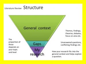 discuss the importance of literature review
