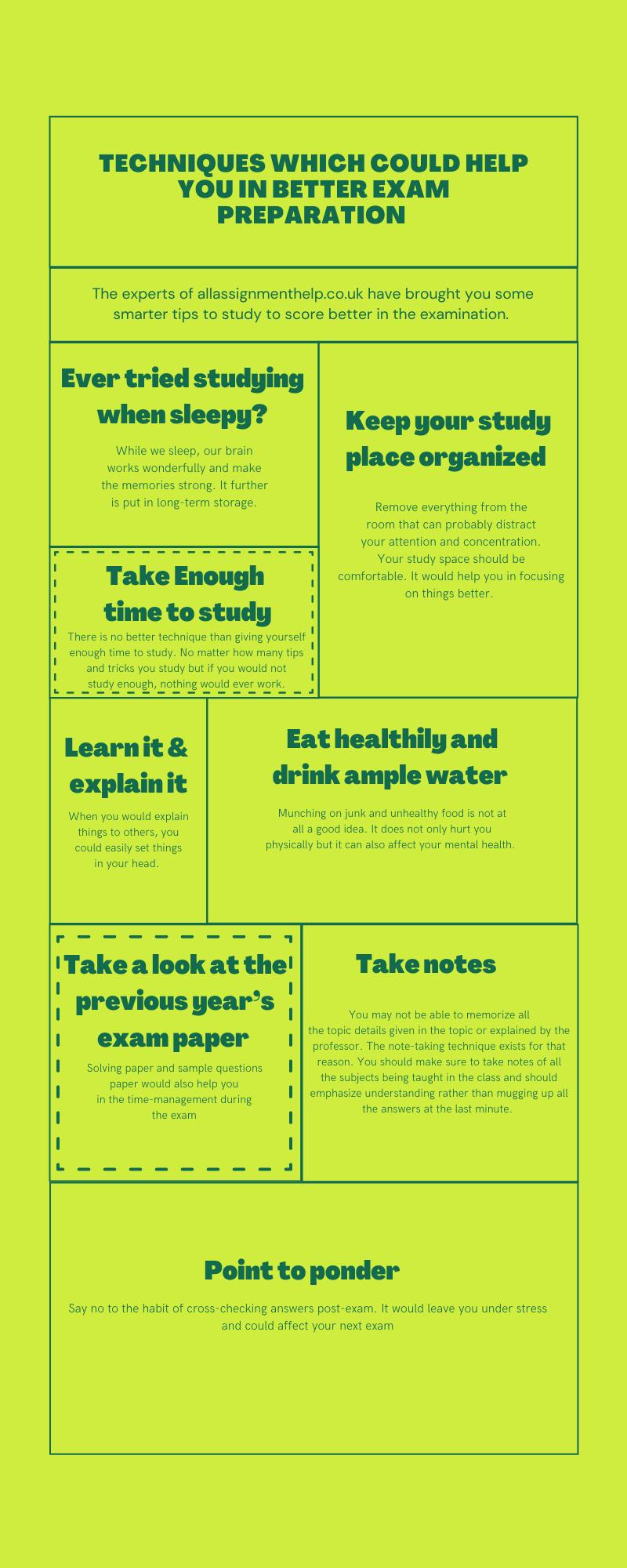 techniques-for-better-exam-preparation