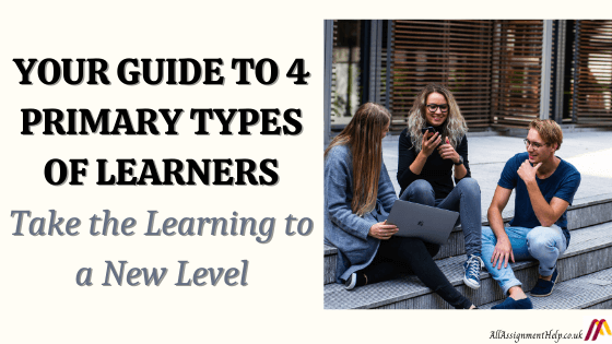 4 primary types of learners