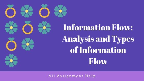Information Flow: Analysis and Types of Information Flow