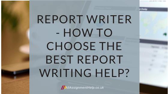 report-writer